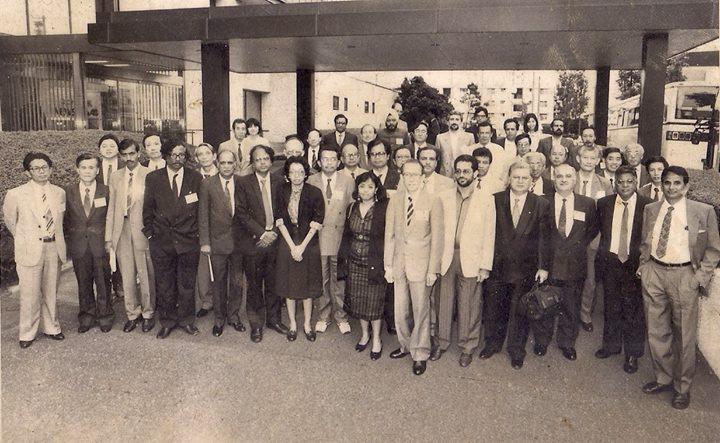 Arab Leaders followed by Founder Chief Editor GOlam Rosul Mallick of Eastern News Agency (ENA)