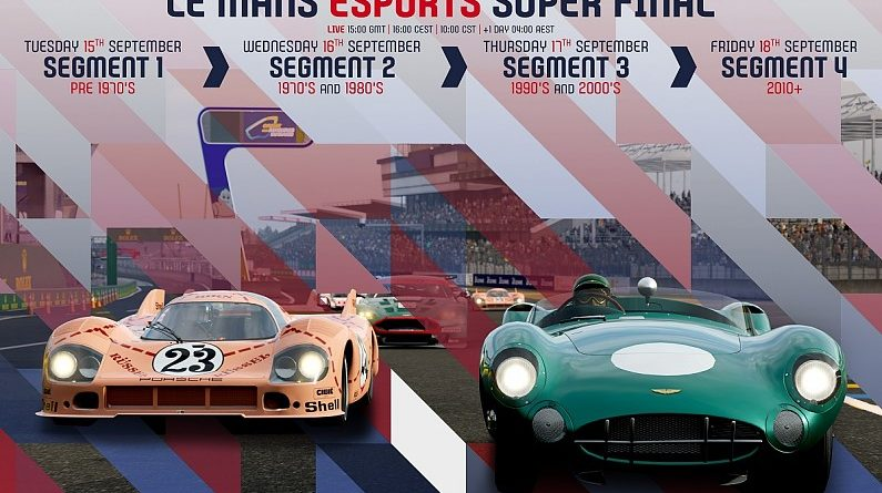 Lazarus and Red Bull lead the way in LMES Super Final day three - Le Mans Esports