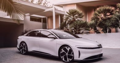 Electric vehicle start-up Lucid unveils Air sedan to take on Tesla