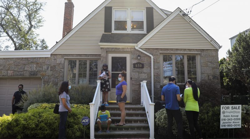 New home sales crush projections, but supply is dwindling