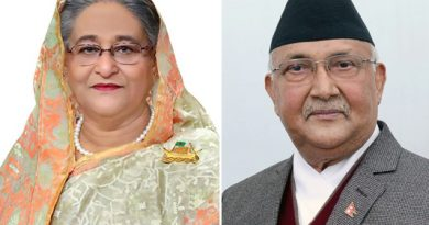 Bangladesh to provide 50,000 MT fertilizers to Nepal:PM