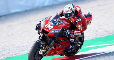 """Dovizioso """"frustrated"""" by ongoing Ducati braking problems - MotoGP"""