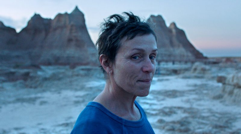 'Nomadland' Wins Top Prize at the Venice Film Festival
