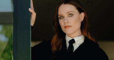 Evan Rachel Wood Uses Her Roles to Heal