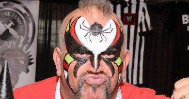 WWE Legend Joseph Laurinitis Dead At 60, 'Road Warrior Animal'