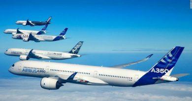 Airbus investigates formation flight fuel savings