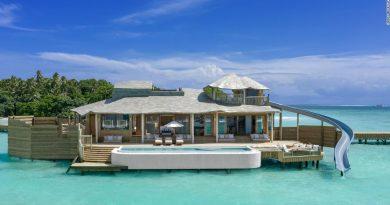 At Soneva Fushi resort in the Maldives, 'world's largest' overwater villas open