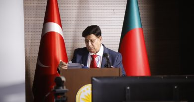 Bangladesh's embassy building in Turkey is manifestation of ties: Momen