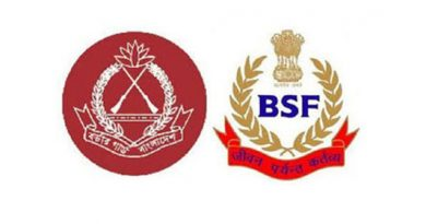 BSF DG arrives in city, formal talks begin tomorrow