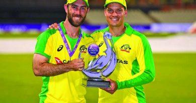 Aussies clinch ODI series 2-1 | The Asian Age Online, Bangladesh