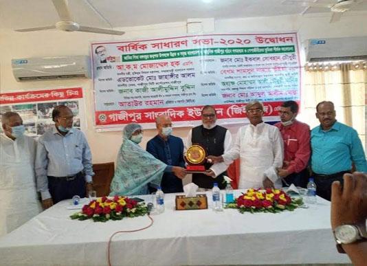 Tk 8,000 crore projects undertaken for Gazipur's dev: Mozammel