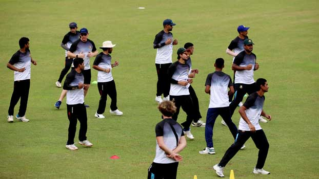 Tigers begin skill camp, eying Sri Lanka series