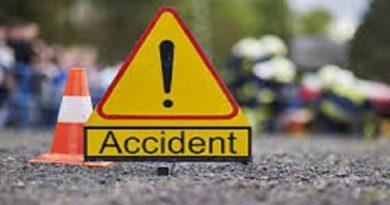 City road crash kills govt official
