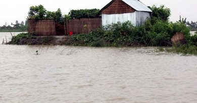Flood-like situation disappears in B'putra basin