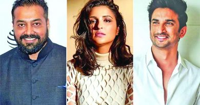Anurag reveals Parineeti refused to work with Sushant | The Asian Age Online, Bangladesh