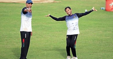 Tigers continue training amid  Lankan tour uncertainty