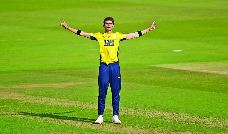 Shaheen Shah Afridi takes four wickets in four balls! | The Asian Age Online, Bangladesh