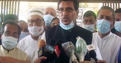 BNP leaders do 'dirty politics' over Khaleda's health: Hanif