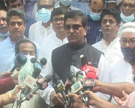BNP institutionalized corruption: Hanif | Bangladesh Sangbad Sangstha (BSS)