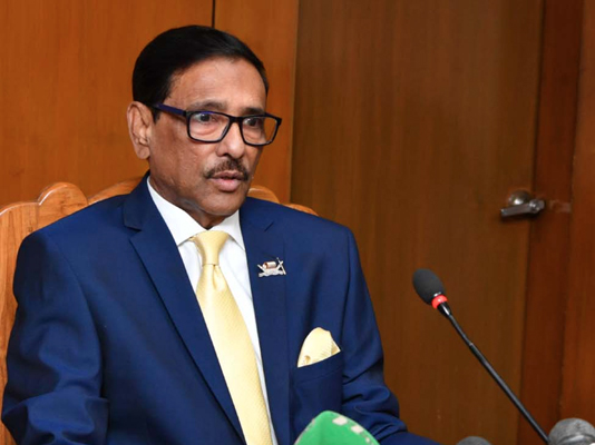 Quader opens 2 Covid hospitals for metro rail project workers