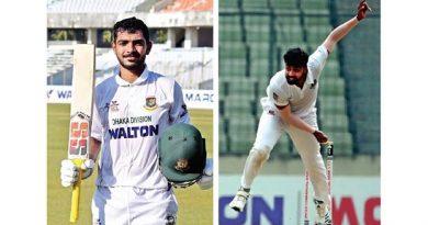 Saif Hassan tests negative, Rahi positive