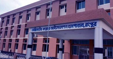 COVID-19 cases cross 11,800 in Rangpur division