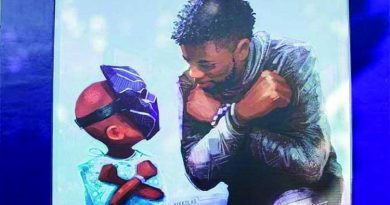 Mural at Disneyland pays tribute to Chadwick Boseman | The Asian Age Online, Bangladesh