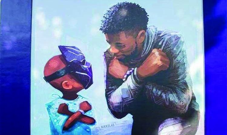 Mural at Disneyland pays tribute to Chadwick Boseman | The Asian Age Online, Bangladesh