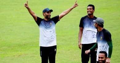 Tigers get three-day break as Lankan tour gets postponed