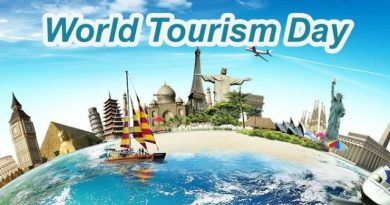 COVID recovery plan to get focus on World Tourism Day tomorrow