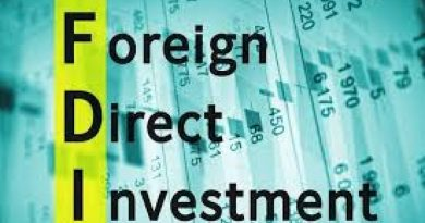 FDI-related net financial transfers from Bangladesh rise modestly in last decade