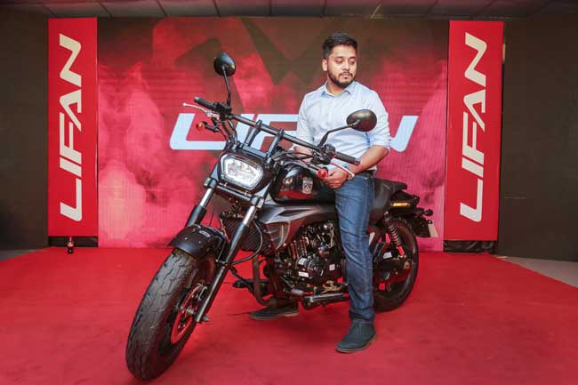 'Lifan Motorcycle Bangladesh' introduced 3 models  – Business – observerbd.com