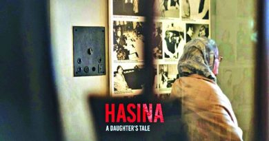 TV channels to air 'Hasina: A Daughter's Tale' today | The Asian Age Online, Bangladesh