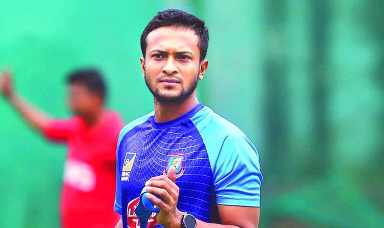 BCB won't allow Shakib and others to play LPL | The Asian Age Online, Bangladesh