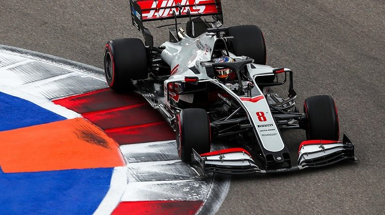 Grosjean: Inconsistent form not helped by using old parts - F1