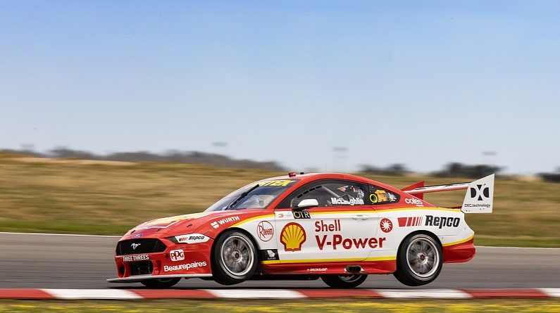 McLaughlin revels in 'silencing critics' with third Supercars title - Supercars