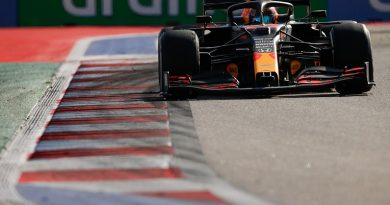 Horner: Albon struggled with Sochi F1 layout, Red Bull working on solutions - F1