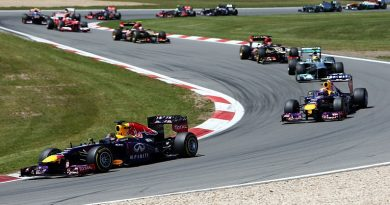 Tickets now on sale for F1 Eifel Grand Prix at the Nurburgring - F1