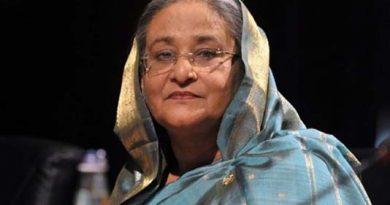 "PM calls Pranab ""true friend"" of Bangladesh"