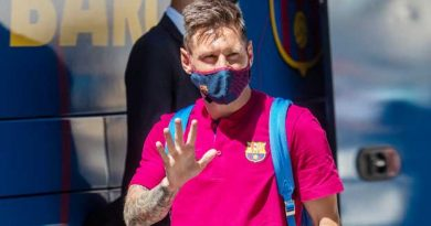 Messi fails  to attend  Covid-19 test