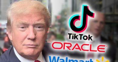 TikTok Apparently Saved as Trump OKs Last-Minute Oracle-Walmart Deal
