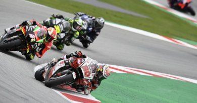 "Nakagami felt he had ""great chance"" for Catalan MotoGP win - MotoGP"