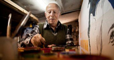 Vasilis Dimitriou, Keeper of a Fading Movie Art, Dies at 84