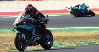 Catalunya MotoGP: Quartararo dominates opening practice - MotoGP