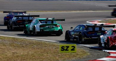 Muller doesn't blame Green for costly Nurburgring DTM spin - DTM