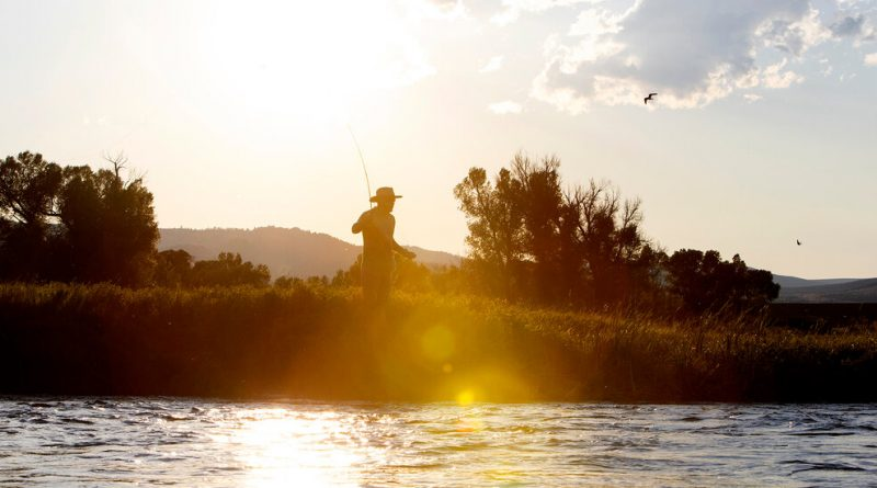 In Montana, the Art of Crafting Fly-Fishing Rods