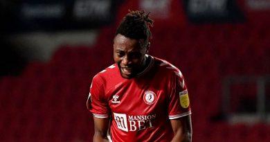 Antoine Semenyo scored for the second successive round