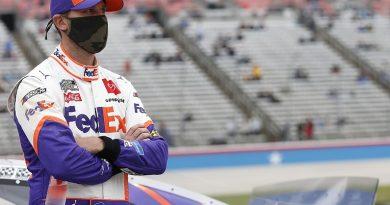 "Denny Hamlin pledges to be ""hands on"" owner in new 23XI NASCAR team - NASCAR"