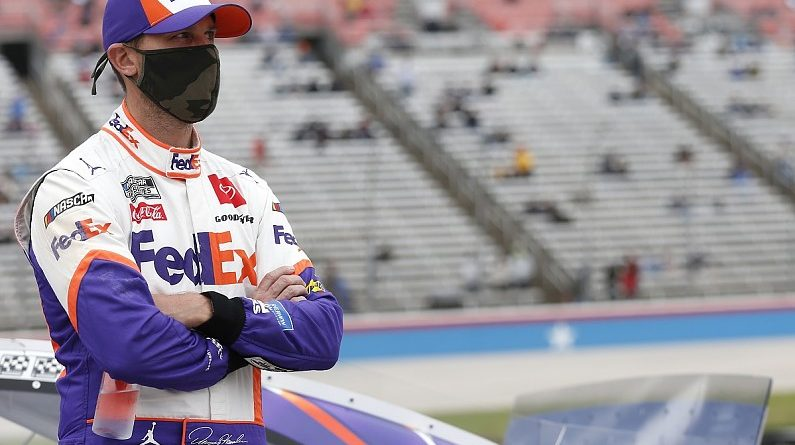 "Denny Hamlin pledges to be ""hands on"" owner in new 23XI NASCAR team - NASCAR"