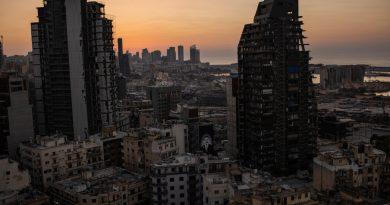 'Call Me a Dreamer': A Shattered Beirut Neighborhood Rebuilds